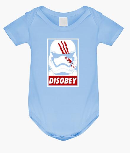 Ropa infantil Disobey (black)