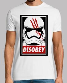 Disobey (blanc)