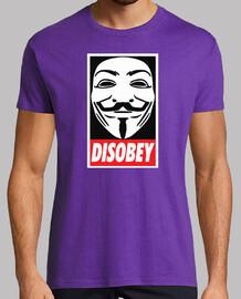 DISOBEY (Borde Blanco)