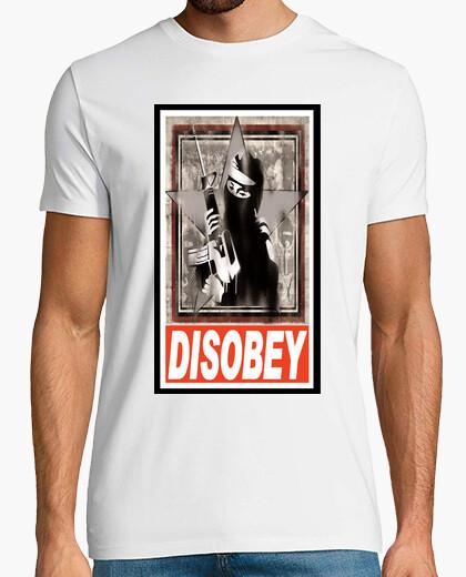 Camiseta DISOBEY EZLN