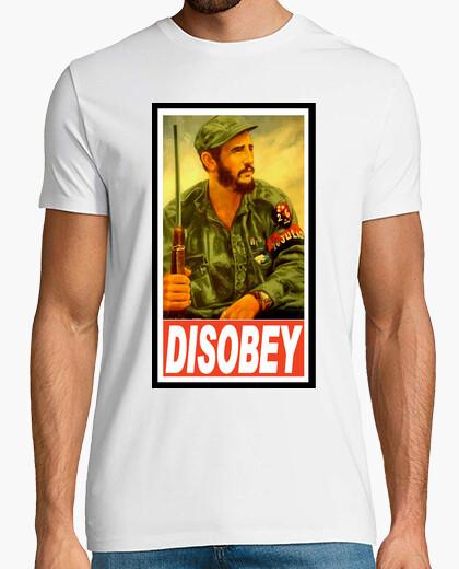 Camiseta DISOBEY Fidel Castro