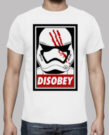 Disobey (white)