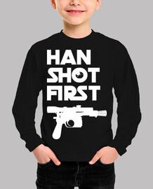 Dispara primero!