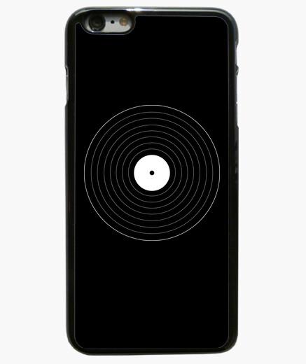 Coque Iphone 6 Plus / 6S Plus disque géométrique de vinyle