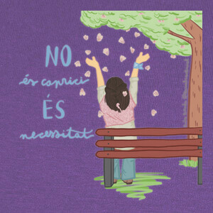T-shirt Disseny de Lucia Boada