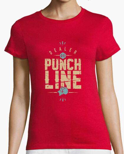 Camiseta distribuidor de punchline