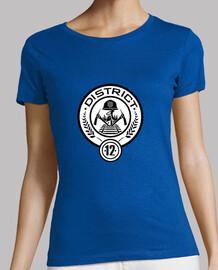 Distrito 12 Camiseta mujer