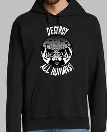 distruggi all human !
