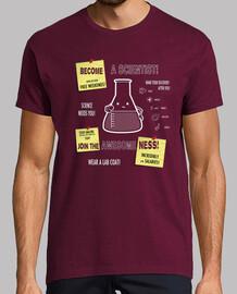 diventare uno scienziato