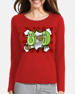 divertente avocado