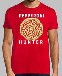 divertente pizzaiolo hunter pizza