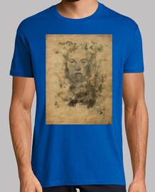 divinità femminile, t-shirt da uomo