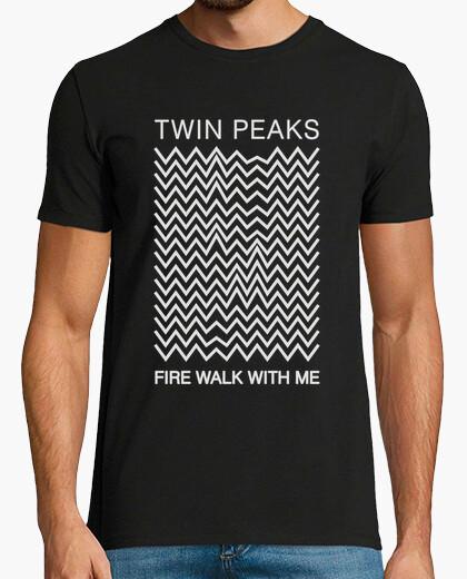 Tee-shirt division twin peaks
