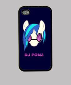 DJ-PON3 Carcasa iPhone 45