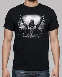 DJ Darth Vader - Print Front and Back