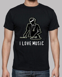dj i love music