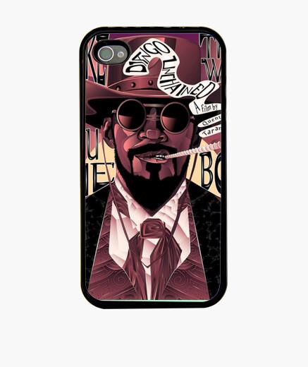 Funda iPhone Django Smoking