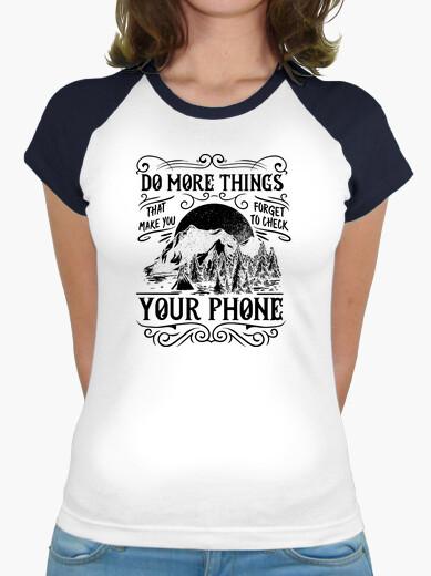 Camiseta Do More Things 1