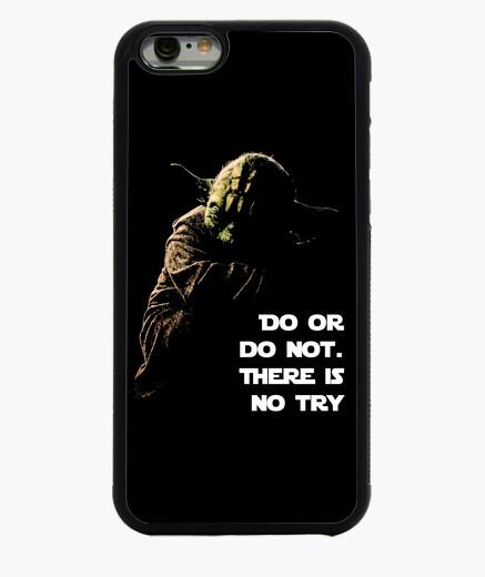 Funda iPhone 6 / 6S Do or do not - Yoda
