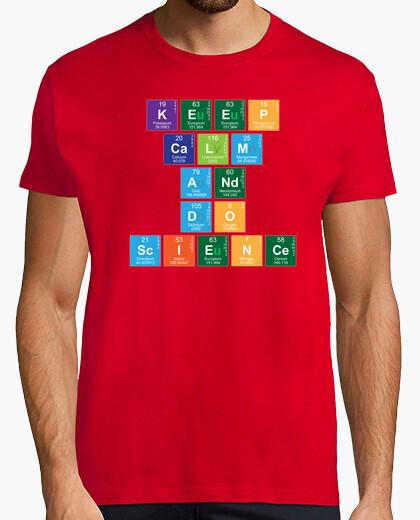 Camiseta Do Science