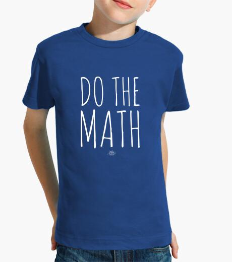Ropa infantil Do the math