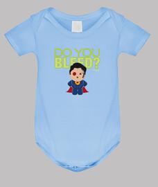 Do you bleed? - Kent