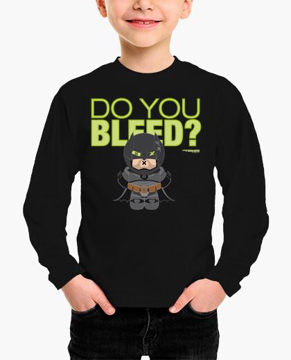 Ropa infantil Do you bleed? - Wayne