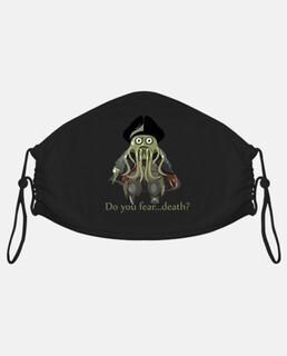 Do you fear death?