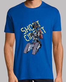 Do You Feel Lucky? Short Circuit T-Shirt
