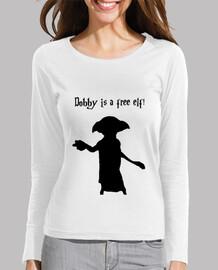 Dobby is a free elf! Black