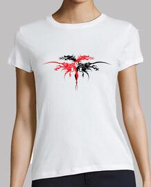 doble dragón - rojo-negro - fts