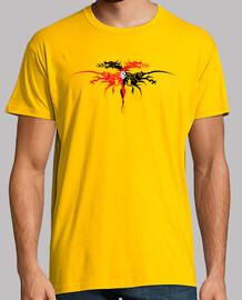 doble dragón (rojo y negro) (hts)