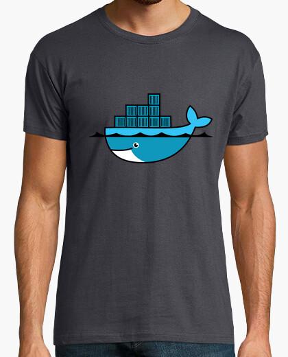 Camiseta Docker