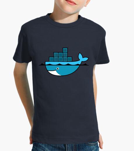 Ropa infantil Docker