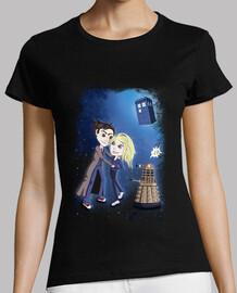 docteur femme en chemise love-