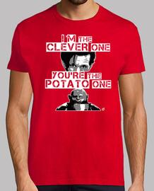 docteur Who pommes de terre intelligents ( tee shirt s et  femme   homme )