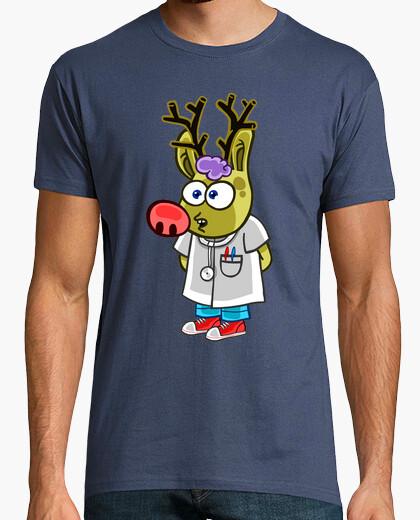 Camiseta Doctor Alce - La hora chanante