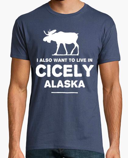 Camiseta Doctor en Alaska