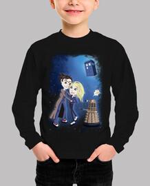 Doctor in love- Camiseta niño