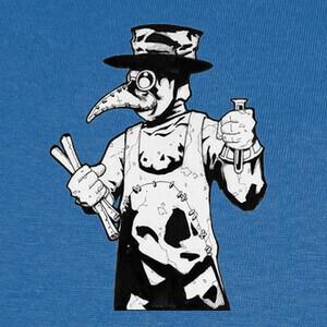Tee-shirts doctor nota bene cortar