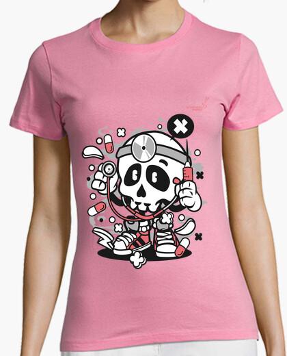Camiseta Doctor Skull