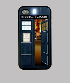 Doctor Who - TARDIS iPhone 4
