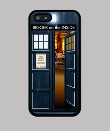Doctor Who - TARDIS iPhone 5