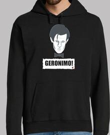 Doctor Who GERONIMO! (sudaderas chico y chica)