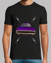 Dodge Charger 70 - lightning (purple) (HTS)