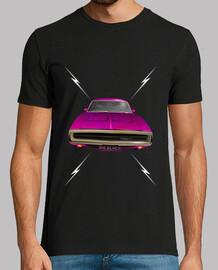 dodge charger 70 - lightning (rosa) (hts)