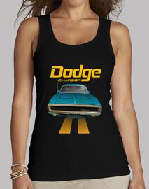 Dodge Charger 70 - line (blue) (FS)