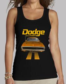 Dodge Charger 70 - line (orange) (FS)