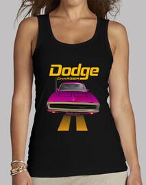 Dodge Charger 70 - line (pink) (FS)