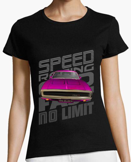 Dodge charger 70 - sr promo (fts) t-shirt